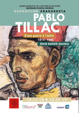 Pablo Tillac - Gerla batetik bestera (1914-1945)