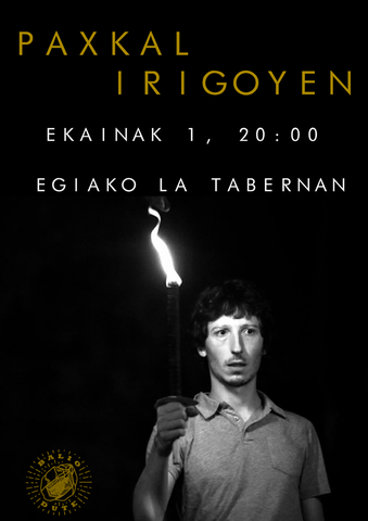 Paxkal Irigoyen