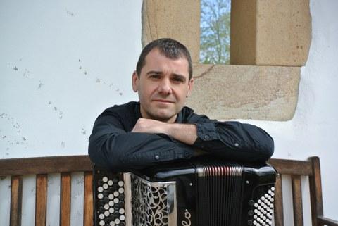 Philippe de Ezcurra eta Aitor Furundarena
