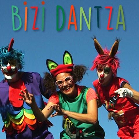 """Pirritx, Porrotx eta Marimotots """"Bizi dantza"""""""