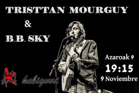 Tristtan Mourguy & B.B. Sky