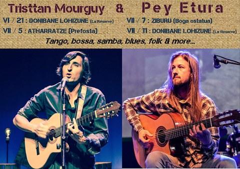 Tristtan Mourguy & Pey Etura