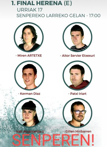 Xilaba 2020 - Lehen final herena