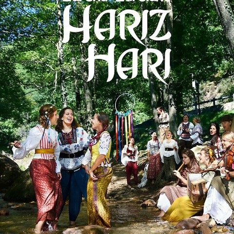 """Zarena Zarelako """"Hariz Hari"""" + Otxalde taldea"""