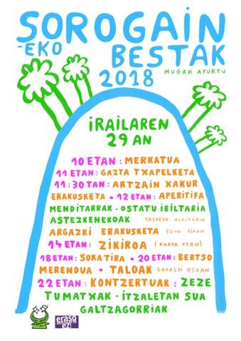 Zeze + Tumatxak + Itzaletan Sua + Galtzagorriak