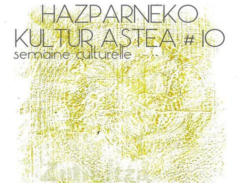Hazparneko Kultur Astea 2014