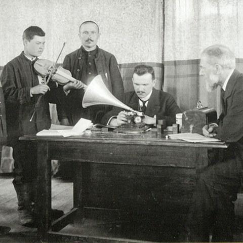 1914-1918ko euskal presoen grabaketak Alemaniatik Euskal Herrira