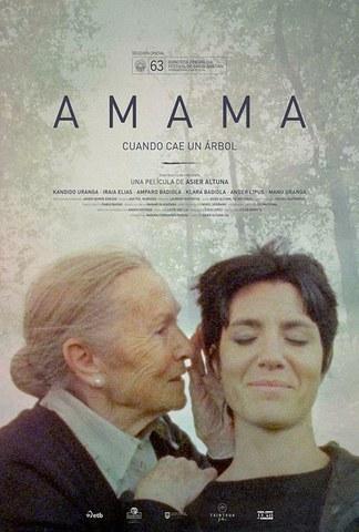 """Amama"" filma ipar Euskal Herrian ikusgai"