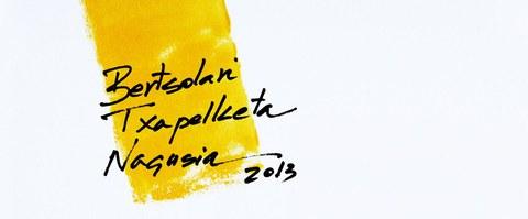 Bertsolari Txapelketa Nagusia 2013