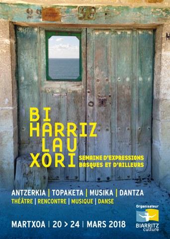 Bi Harriz Lau Xori 2018