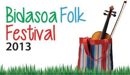 Bidasoa Folk festibala 2013