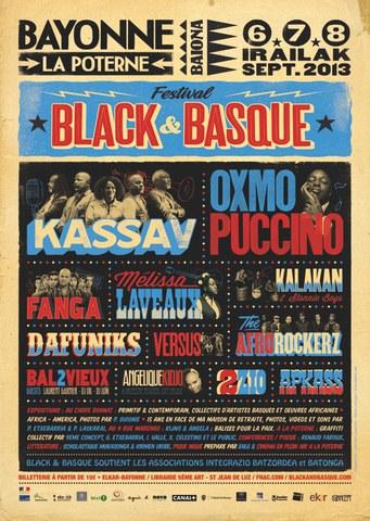 Black & Basque festibala 2013