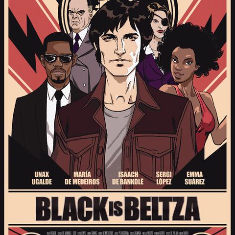 """""""Black is Beltza"""" filma ipar Euskal Herrian eta Frantzian ikusgai"""