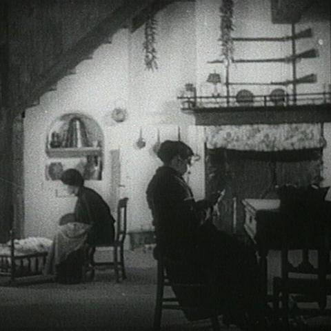 """""""Chez les Basques"""" zikloko filmak Donostiako Tabakaleran"""
