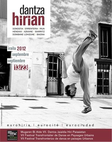 Dantza Hirian festibalaren 7. edizioa