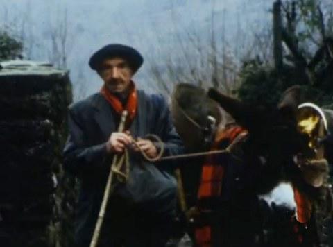 Eguberri Baxenabarren 1968an