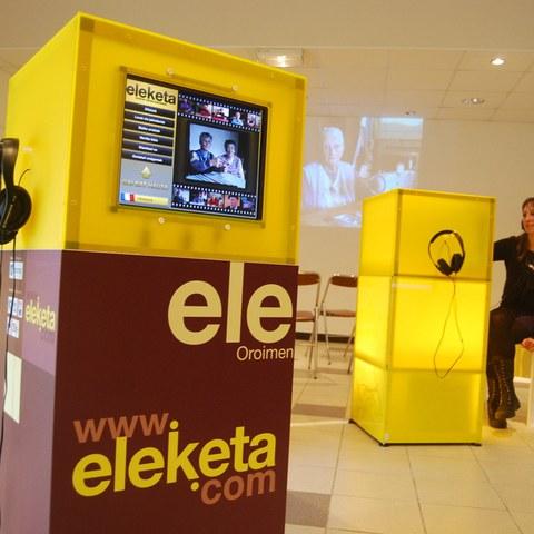 """""""Eleketa"""" programa: 2007. urtetik hona ahozko memoria biltzen Iparraldean"""