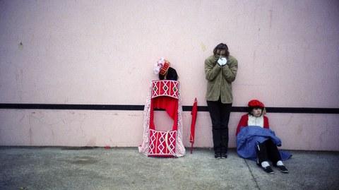 Euskal artistak Cenon-eko Rocher de Palmer aretoan