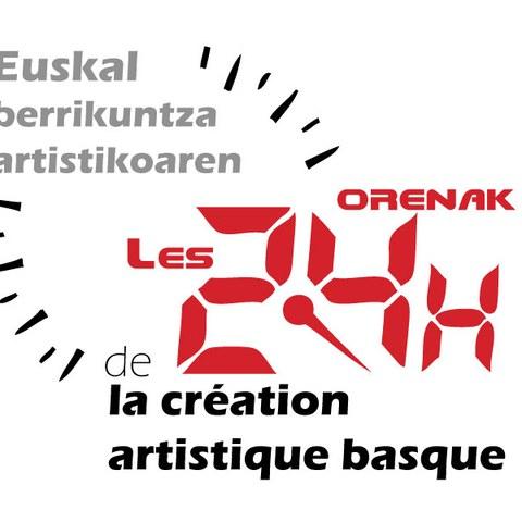 Euskal berrikuntza artistikoaren 24 orduak: emaitzak