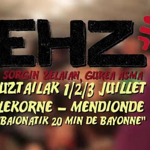 Euskal Herria Zuzenean 2016