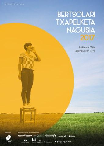 Euskal Herriko Bertsulari Txapelketa Nagusia 2017