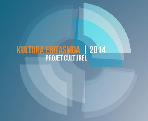 Euskal kultur erakundeko 2014ko kultur egitasmoa : elkarte-kideen partaidetza eskaeren inguruko erabakiak