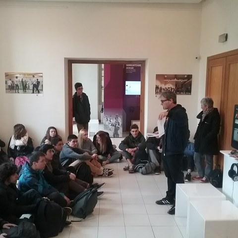 """""""Euskal kultura bizi gaur egun"""", arte eta kultura heziketa egitasmoa berriz abian"""