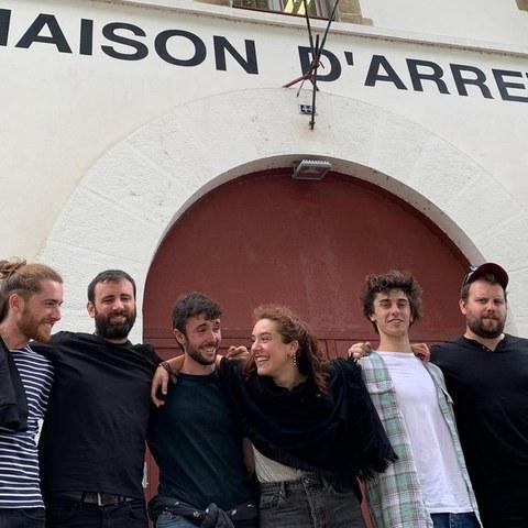 Euskal kulturak presondegiaren munduarekin topo egiten duenean