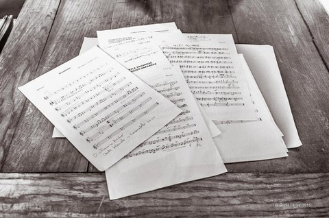 Frédéric Sorhaitz partitura fondoa sarean