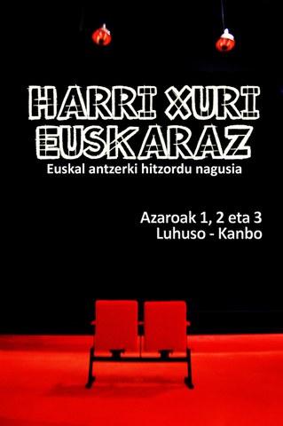 Harri Xuri euskaraz