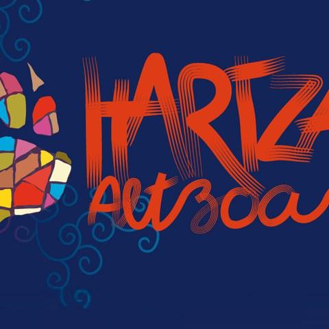 Hartza Altzoan festibala Uztaritzen