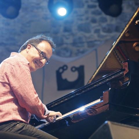 Iñaki Salvador Sextet taldea Baionan