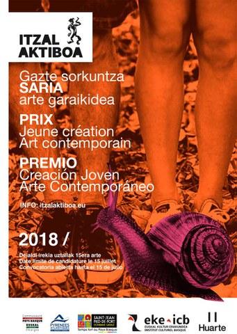 """2018ko """"Itzal Aktiboa"""" saria"""