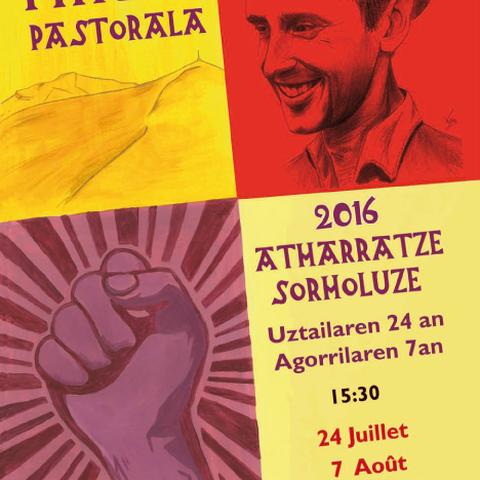 """Jean Pitrau"" pastorala Atharratze-Sorholuzen"