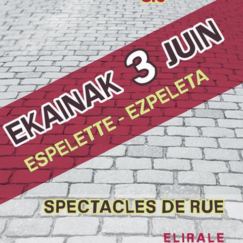 Jokoz Kanpo festibalaren 8. edizioa Ezpeletan