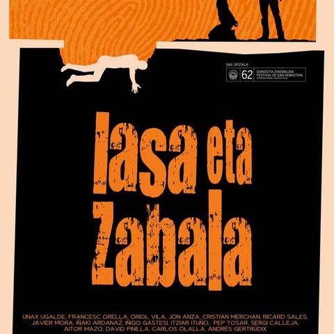 """""""Lasa eta Zabala"""" filma ipar Euskal Herriko zinema geletan"""