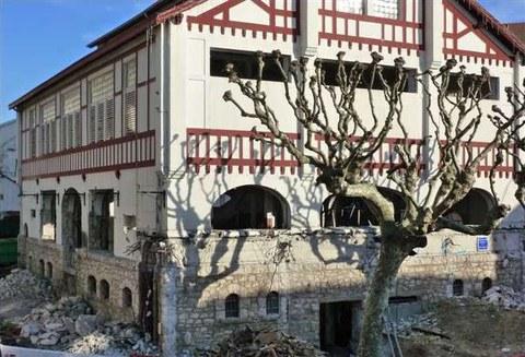 Marrazki eta margo lehiaketa Biarritzen