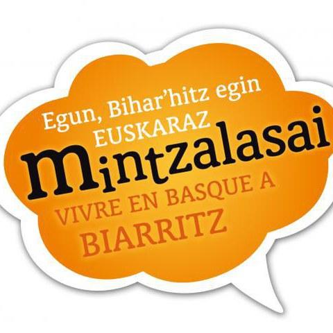 Mintzalasai festibalaren lehen edizioa Biarritzen