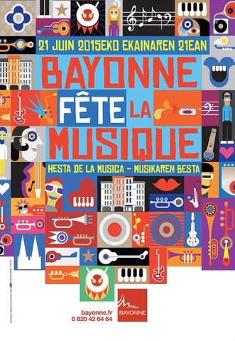 Musikaren Besta Baionan