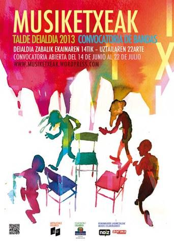 """""""Musiketxeak"""" talde deialdia 2013"""