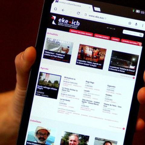 Nola hobetu www.eke.eus webgunea?