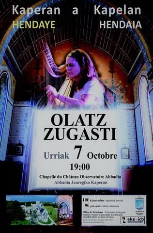 """Olatz Zugasti """"Kaperan a Kapela"""""""