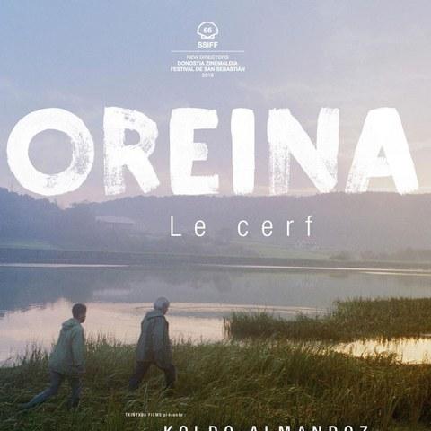 """""""Oreina"""" filmaren banaketa ipar Euskal Herrian"""