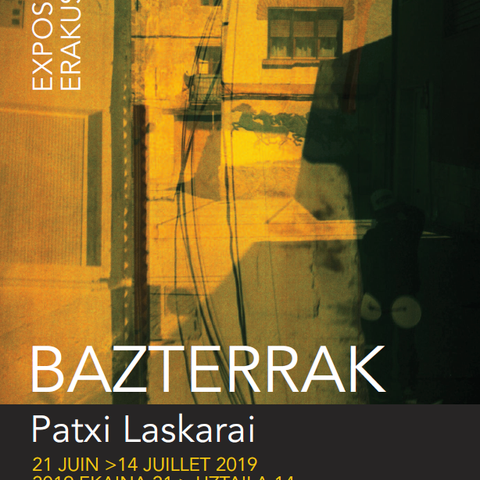 """Patxi Laskarai-ren """"Bazterrak"""" erakusketa Donibane Lohizunen"""
