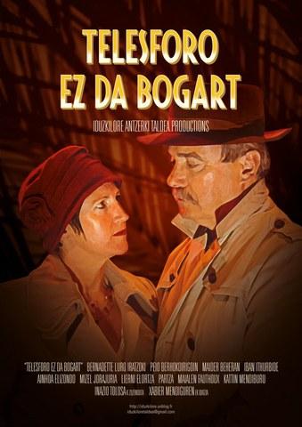 """""""Telesforo ez da Bogart"""" antzezlana herriz herri"""