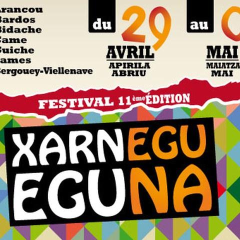 Xarnegu Eguna 2015