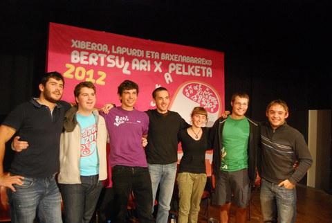 Xilaba 2012 : orain finalaurrekoak