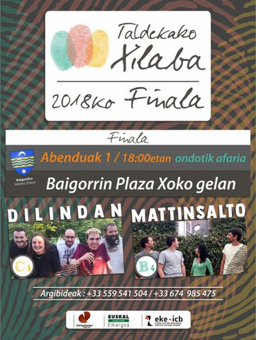 Xilabaren finala Baigorrin