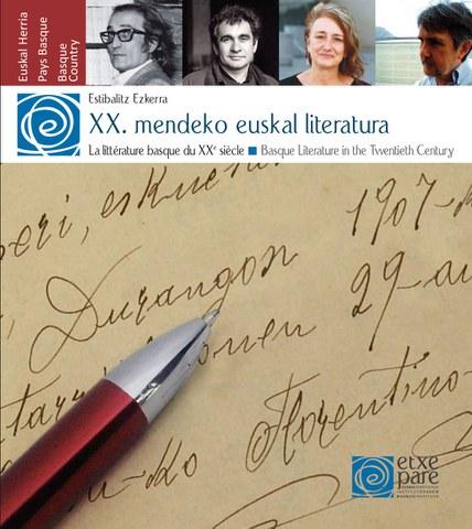 """""""XX. mendeko euskal literatura"""" liburua frantsesez telekargatzeko aukera"""