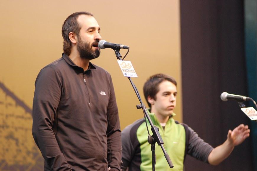 Euskal Herriko Bertsolari Txapelketa 2009